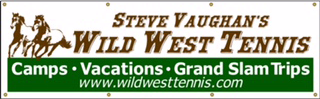 Steve Vaughan's Wild West Tennis